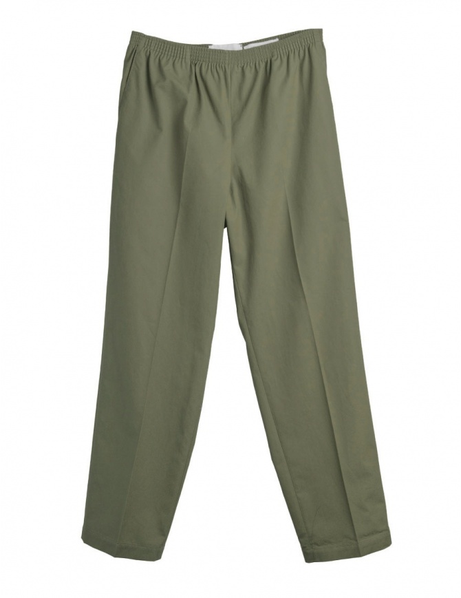 Cellar Door military green trousers Alfred ALFRED A222 COL. 78 mens trousers online shopping
