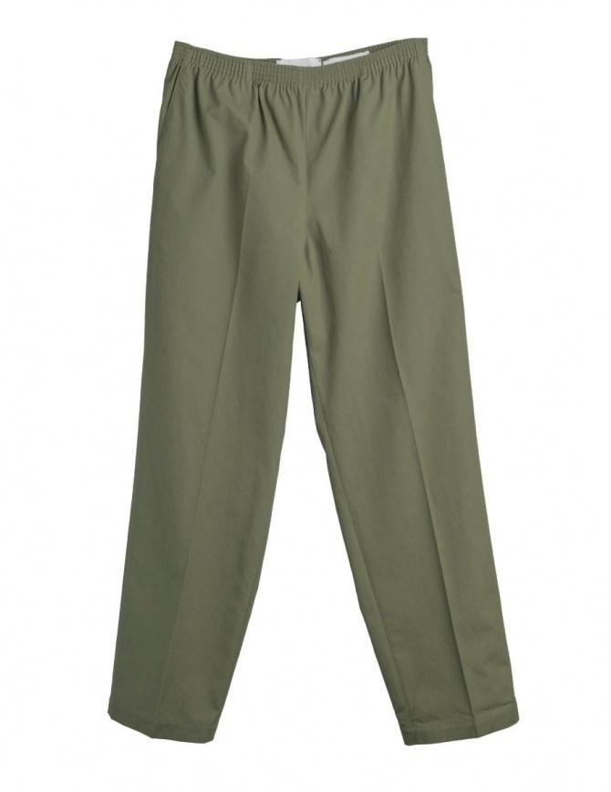 Pantaloni verde militare Cellar Door Alfred ALFRED A222 COL. 78 pantaloni uomo online shopping