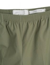 Pantaloni verde militare Cellar Door Alfred prezzo