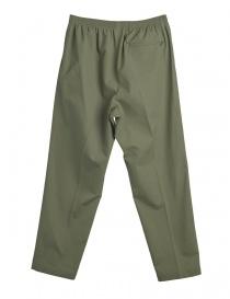Pantaloni verde militare Cellar Door Alfred acquista online