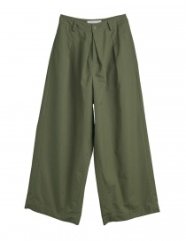Womens trousers online: Cellar Door military green trousers swallow model