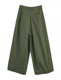 Cellar Door military green trousers swallow model