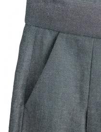 Pantaloni palazzo grigi Cellar Door Asia prezzo