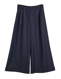 Womens trousers online: Cellar Door trousers Vale with semi-glossy effect