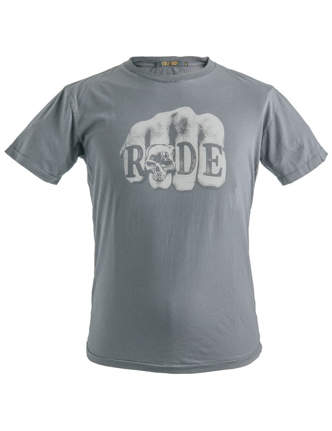 Rude Riders R.U.D.E. Punch Print T-Shirt R01058 col. 22176 mens t shirts online shopping