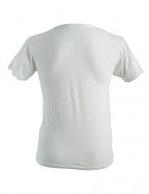 T-Shirt bianca stampa Ride Free Rude Riders acquista online