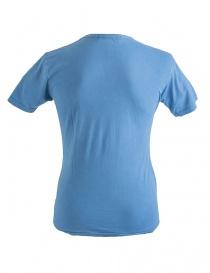 T-Shirt blu denim stampa Free Ride Rude Riders acquista online