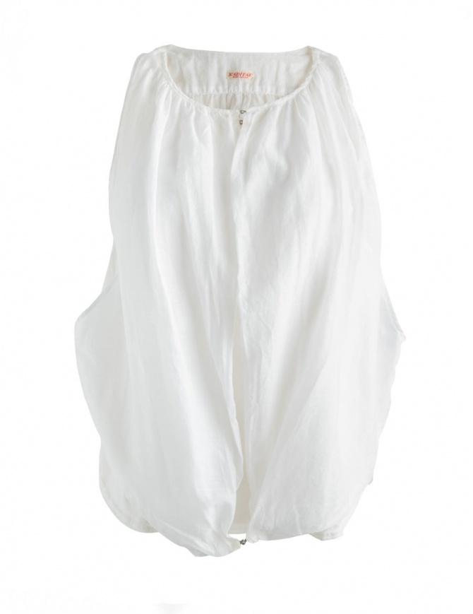 Pure white Kapital top EK-438 WHITE women s tops online shopping