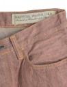 Jeans Kapital color ruggine NKSSLP024 prezzo