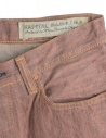 Rust color Kapital jeans NKSSLP024 DENIM BROWN price