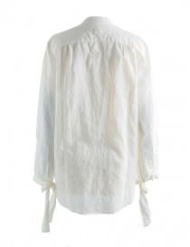 Camicia bianca Kapital con nastri