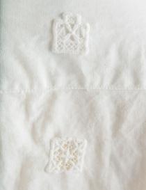 Camicia bianca Kapital con nastri prezzo