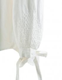 White Kapital shirt with ribbons womens shirts buy online