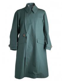Cappotto verde Haversack online