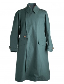 Mens coats online: Green Haversack coat