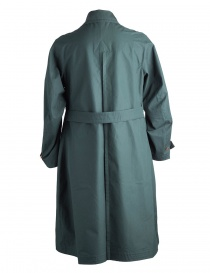 Green Haversack coat