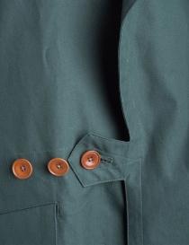 Cappotto verde Haversack cappotti uomo acquista online