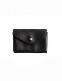 Guidi EN01 black horse leather coin purse online