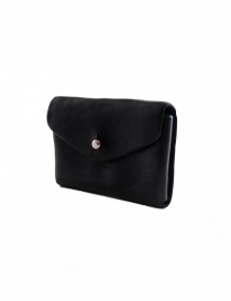 Guidi EN01 black horse leather coin purse price