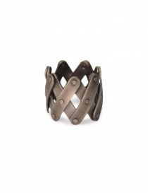 Jewels online: Carol Christian Poell pantograph adjustable ring