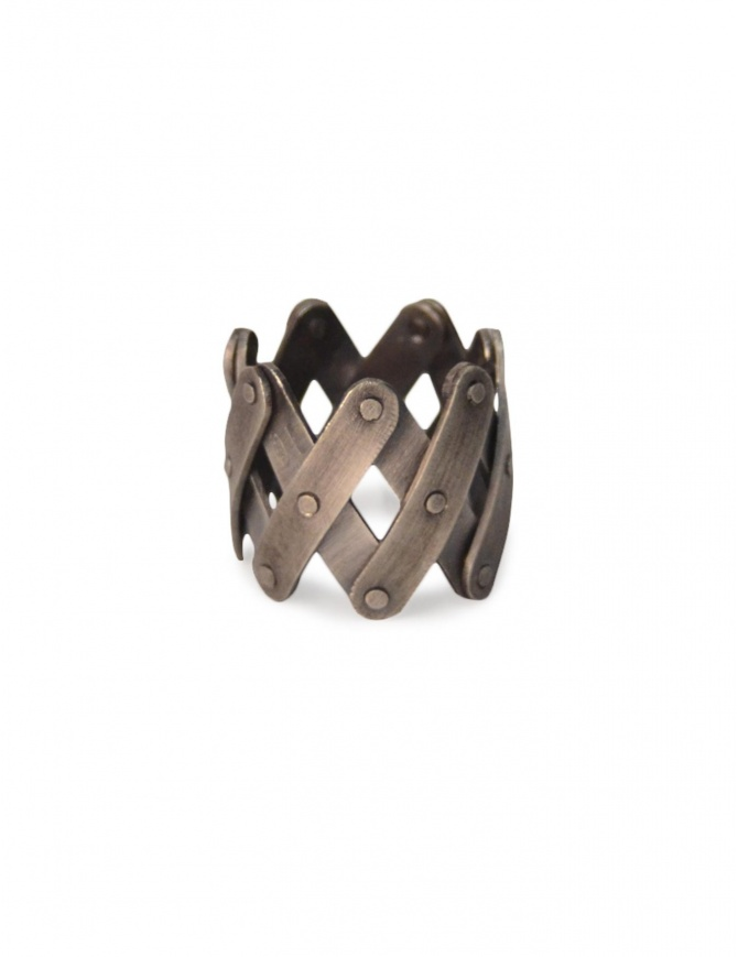 Carol Christian Poell pantograph adjustable ring MM/2408 jewels online shopping