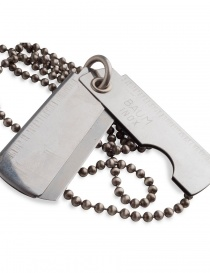 Carol Christian Poell necklace with blade