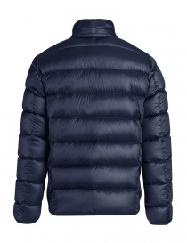 Parajumpes Dillon blue quilter jacket without hood