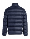 Parajumpes Dillon blue quilter jacket without hood shop online mens jackets