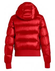 Piumino Parajumpers Mariah rosso con cappuccio prezzo