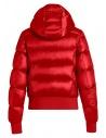 Piumino Parajumpers Mariah rosso con cappuccio PW JCK SX32 MARIAH 723 prezzo