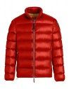 Parajumpes Dillon red quilter jacket without hood buy online PM JCK SX02 DILLON 723