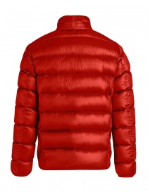Parajumpes Dillon red quilter jacket without hood price
