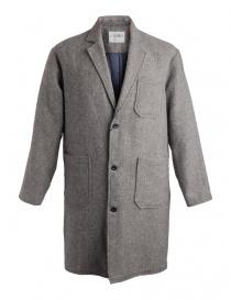 Cappotto Camo Ribot grigio AD0046 RIBOT GREY order online