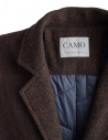 Camo tobacco brown color coat Ribot AD0047 RIBOT BROWN price