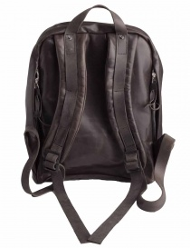 Delle Cose Brown Horse Leather Backpack