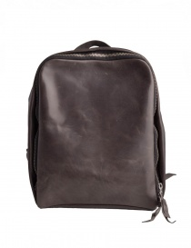 Bags online: Delle Cose Brown Horse Leather Backpack