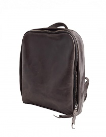 Delle Cose Brown Horse Leather Backpack bags buy online