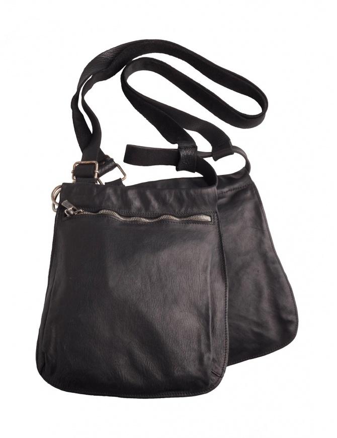 Doppia borsa Guidi con imbragatura G3 SOFT HORSE FG CV39T borse online shopping