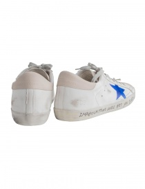 Golden Goose Superstar shoes with drawn star price