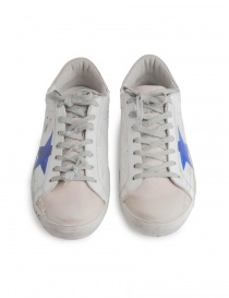 Golden Goose Superstar shoes with drawn star mens shoes buy online