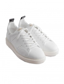 Golden Goose Starter white shoes online