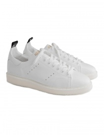 Golden Goose Starter white shoes