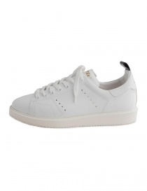 Golden Goose Starter white shoes price