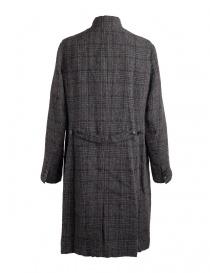 Cappotto grigio Pas De Calais con spacco sul retro