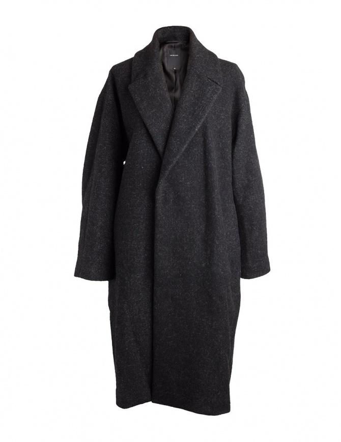 Cappotto nero da donna Pas de Calais con sfumature grigie 13 80 9550 BLACK cappotti donna online shopping