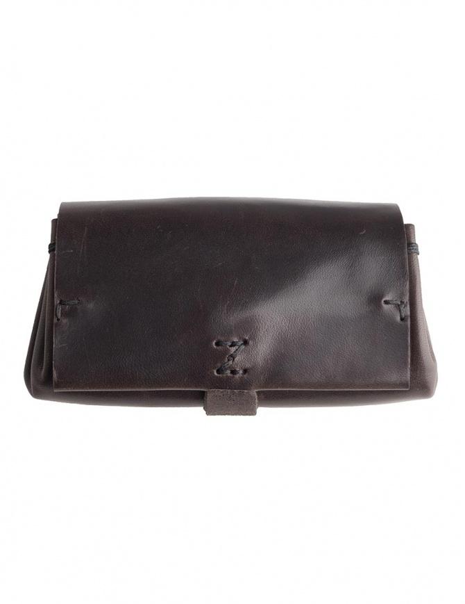 Delle Cose asphalt wallet 82 HORSE POLISH ASFALTO wallets online shopping