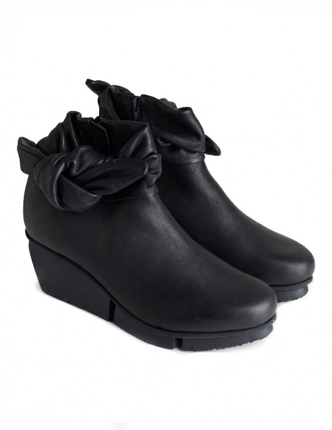 Stivaletti Tippet Neri Trippen TRIPPET F BLK UST calzature donna online shopping