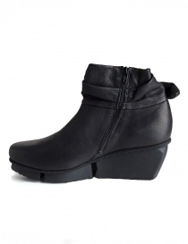 Trippen Trippet Black Ankle Boots