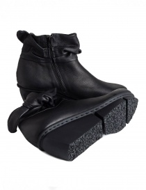 Trippen Tippet Black Ankle Boots womens shoes price