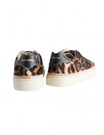 Sneakers BePositive Anniversary leopardate da donna calzature donna acquista online